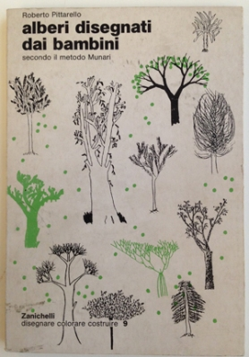Roberto Pittarello, Alberi disegnati dai bambini