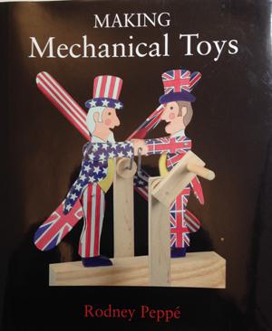 Rodney Peppé, Making mechanical toys