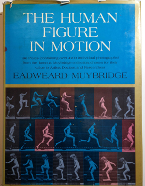 Muybridge, The human figure in motion