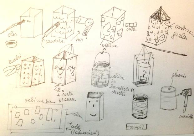 progetti lanterne