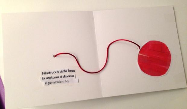 Stefania Zanoccoli, Filastrocca della lana